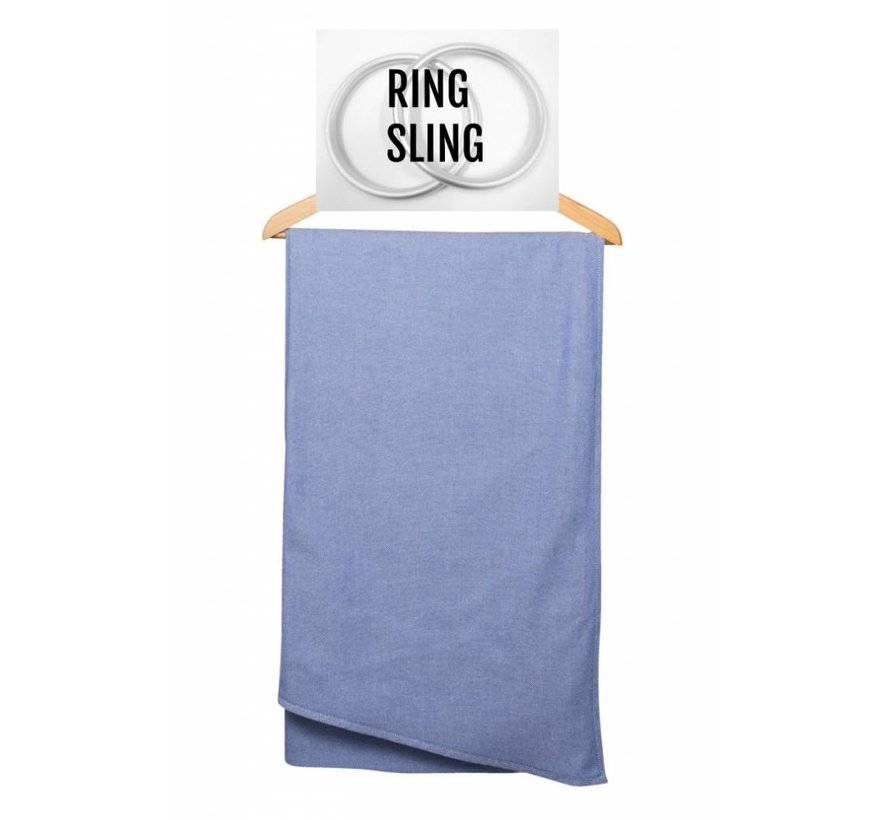 Pure Baby Love ring sling Royal Blue