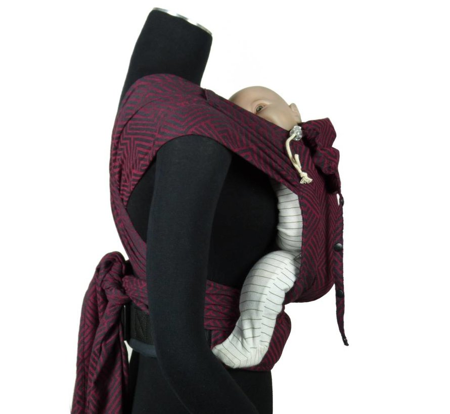 Didymos DidyKlick Metro Stendhal baby carrier