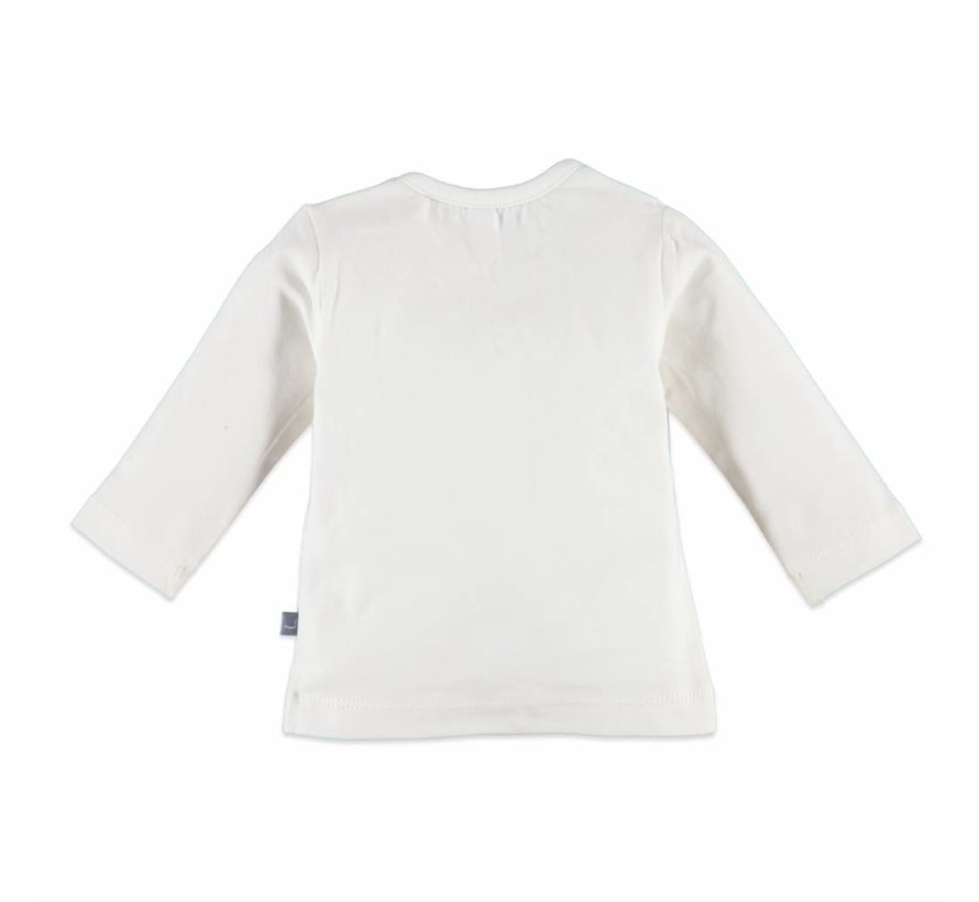Babyface baby t-shirt longsleeve ICE BLUE