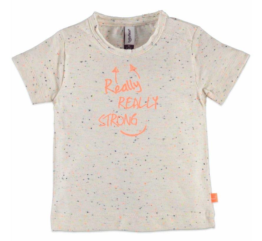 Babyface baby  t-shirt korte mouw  MELEE NEPPIE
