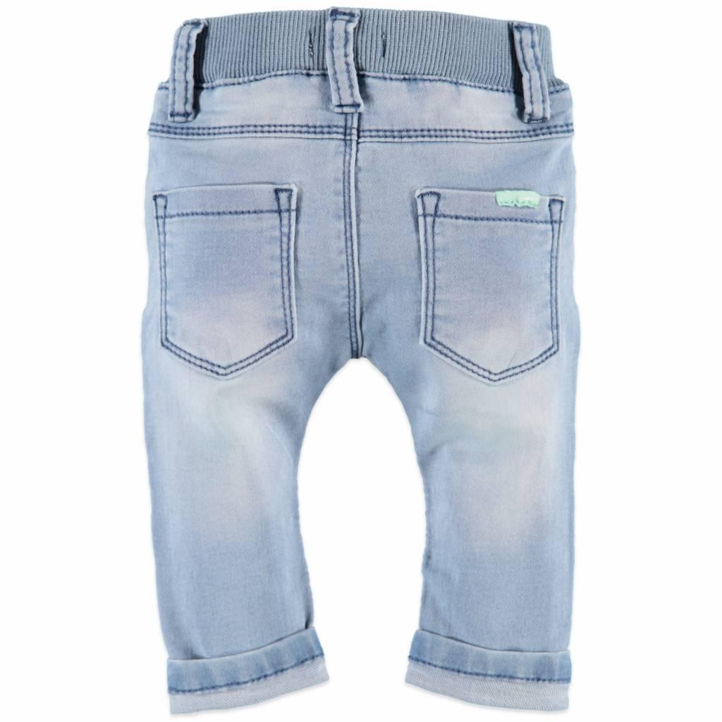 Babyface Baby Boys Jeans Blue Blue