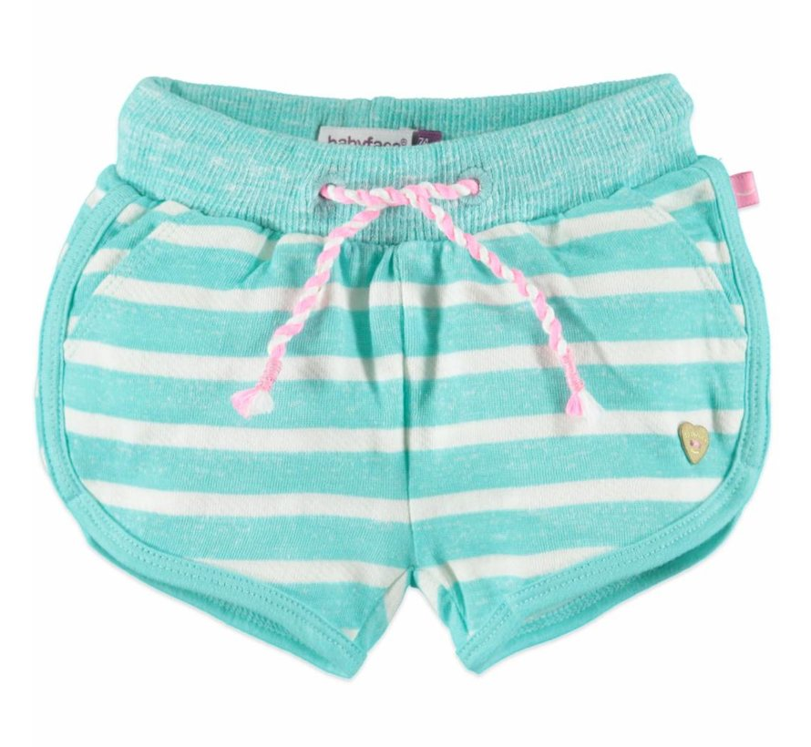 Babyface  korte broek sweat short  FRESH GREEN