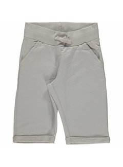 Maxomorra Maxomorra Sweatshorts Knee LIGHT GREY