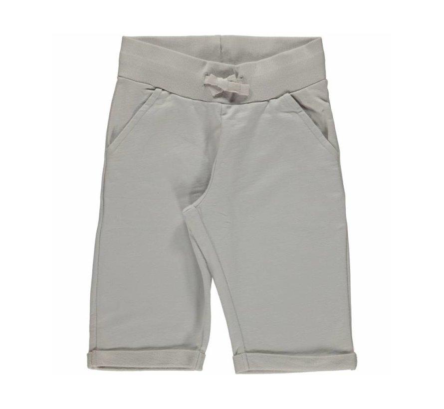 Maxomorra korte broeks Knee LIGHT GREY