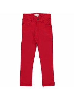 Maxomorra Maxomorra Softbroek Sweat RED