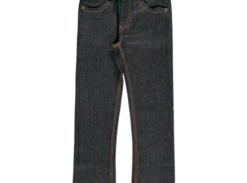 Maxomorra Maxomorra broek Denim DARK DENIM BLUE