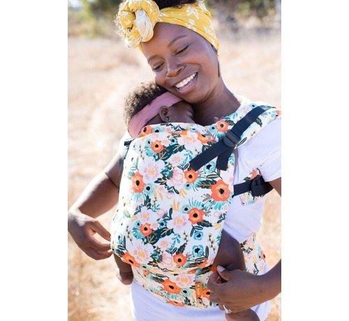 Tula Tula Free to Grow Marigold babycarrier.