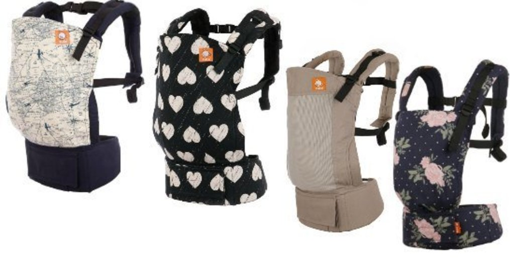 The difference between all Tula carriers in a row.