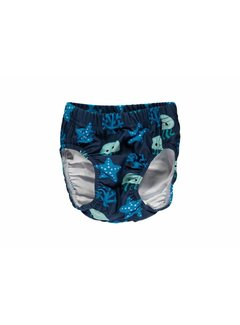 Maxomorra Maxomorra Baby Trunks DEEP SEA