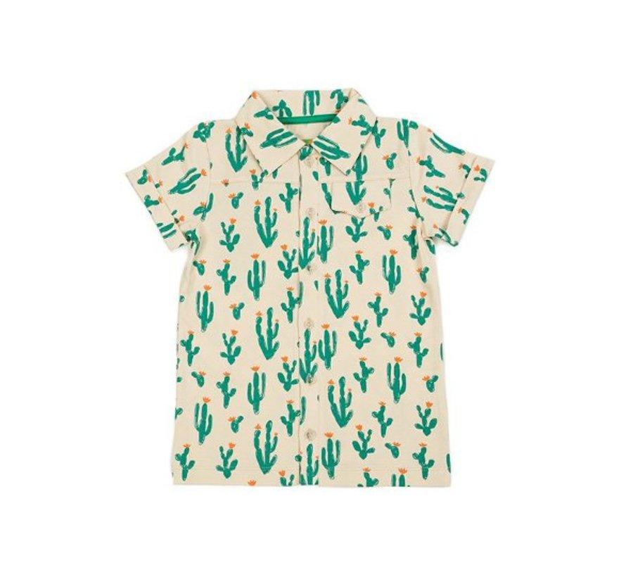 Lily Balou Shirt Jeff aop Cactus