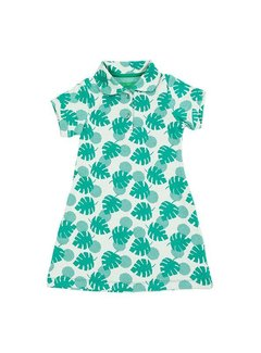 Lily Balou Lily Balou Jacquard Dress Betty Palm Leaves