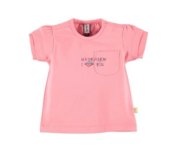 Babyface  Babyface baby girls t-shirt sh.sl. PINK MELON