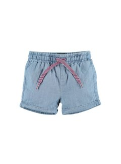 Babyface  Babyface baby girls short MEDIUM BLUE