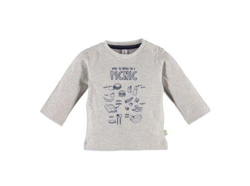 Babyface  Babyface baby  t-shirt longsleeve COOL GREY MELEE