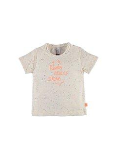 Babyface  Babyface baby  t-shirt korte mouw  MELEE NEPPIE