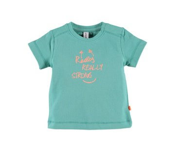 Babyface  Babyface baby boys t-shirt sh.sl. TEAL