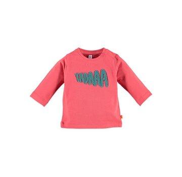Babyface  Babyface baby boys t-shirt l.sl. BLOOD ORANGE
