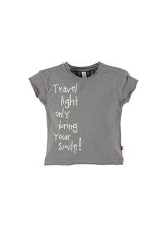 Babyface  Babyface girls t-shirt sh.sl. DESERT GREY