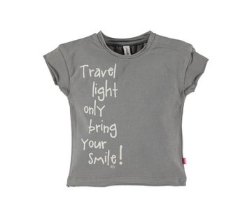 Babyface  Babyface  t-shirt korte mouw  DESERT GREY