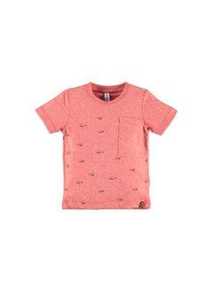 Babyface  Babyface  t-shirt korte mouw  GRAPEFRUIT MELEE