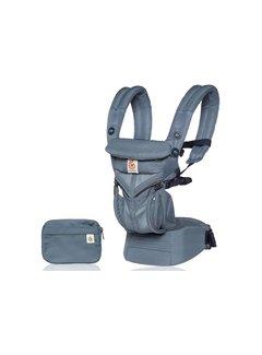 Ergobaby Babydraagzak 4P Omni 360 Air Mesh Oxford Blu