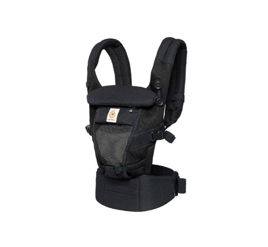 Ergobaby babytrage Adapt Cool Air Mesh - Onyx Black