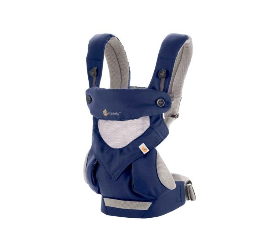 Ergobaby  Baby Carrier 4P 360 Cool Air French Blue