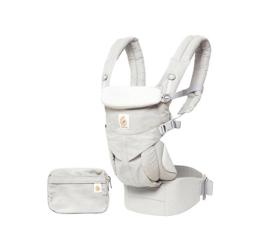 Ergobaby Babytrage 4P  360 OMNI Pearl Grey