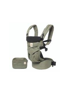 Ergobaby Ergobaby babycarrier 4P  360 OMNI Khaki Green