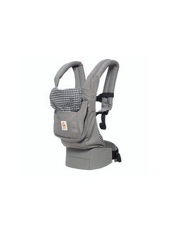 Ergobaby Ergobaby  Original Phoenix Steel Plaid