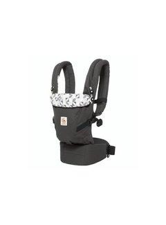 Ergobaby Ergobaby babycarrier 3P Adapt Graphic Grey