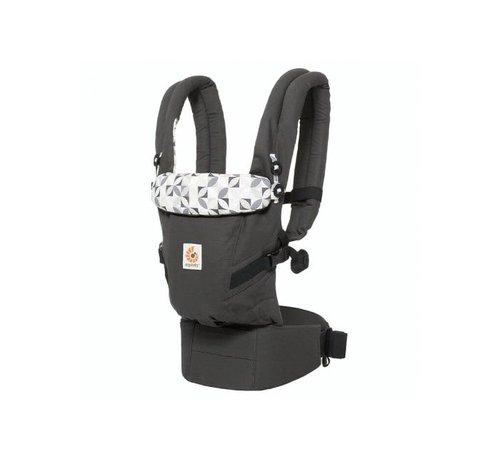 Ergobaby Ergobaby Babytrage 3P Adapt Graphic Grey