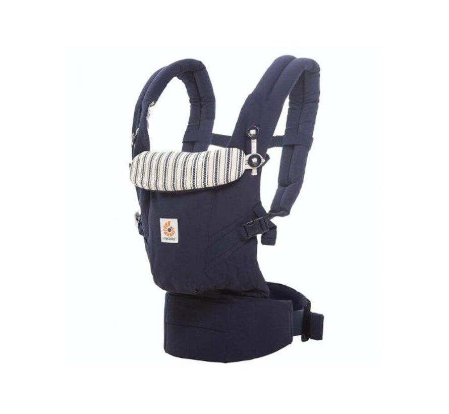 Ergobaby Babytrage 3P Adapt Admiral Blue