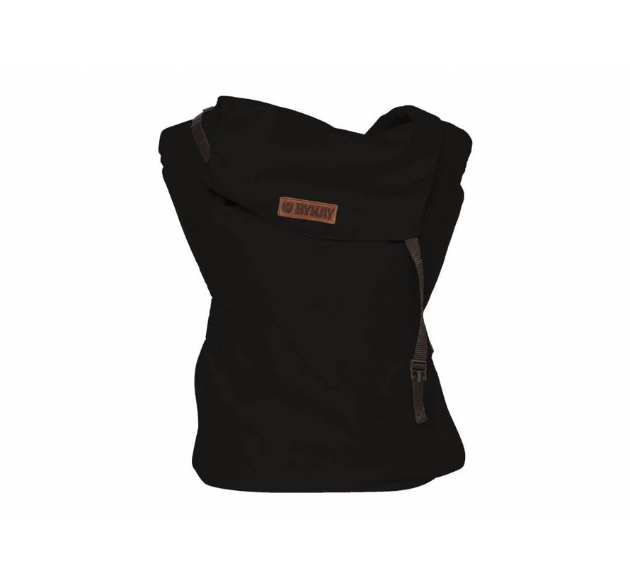 ByKay draagzak carrier classic Black