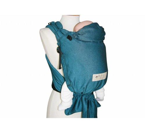 Storchenwiege Storchenwiege Carrier Turkis turquoise draagzak