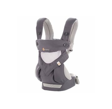 Ergobaby Erobaby 360 Cool Air Carbon Grey