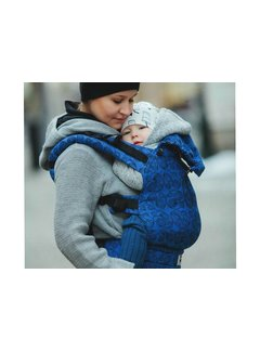 Little Frog Little Frog carrier Indigo Glow