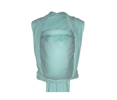 Pure Baby Love Woven baby wrap Pure Baby Love Mint.