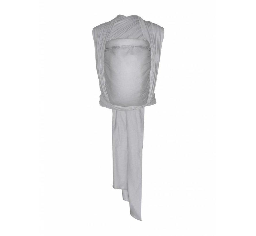 Pure Baby Love grijze geweven draagdoek van 100% katoen.
