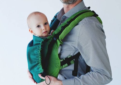 Little Frog Little Frog carrier Dark Bazzite 1