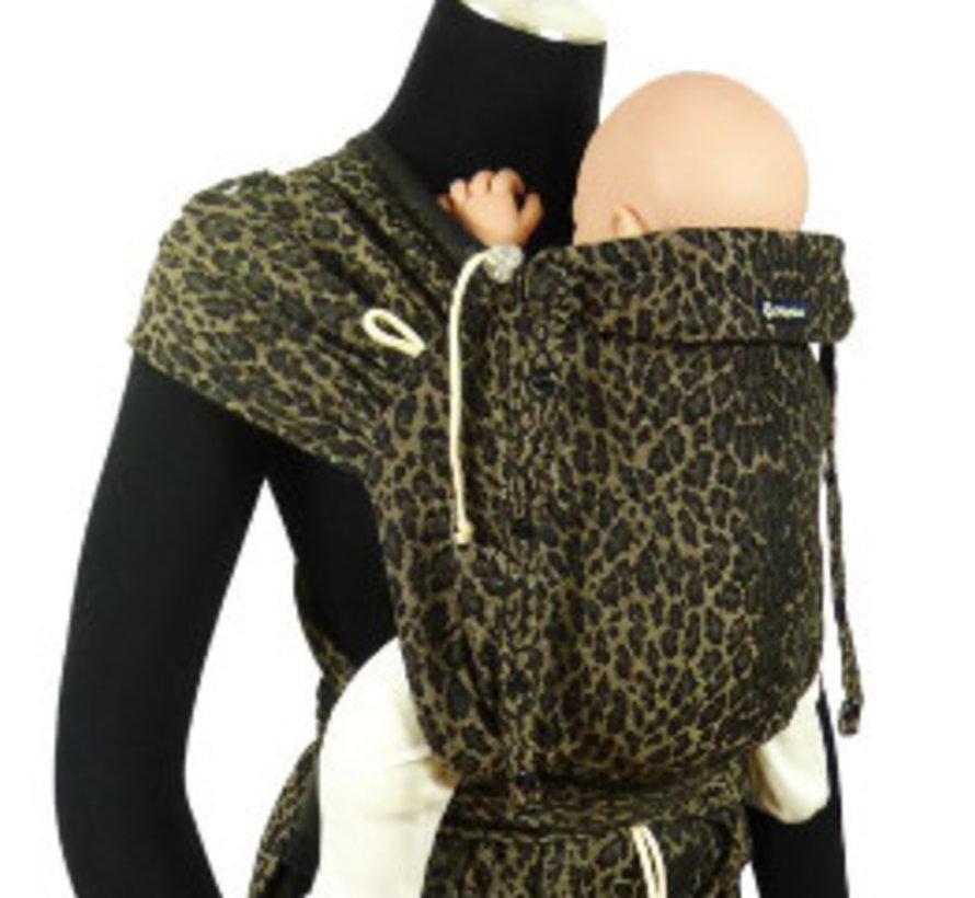 Didymos DidyKlick Leopard , ergonomisch draagzak