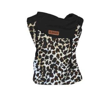 ByKay ByKay classic carrier reversible Black/leopard