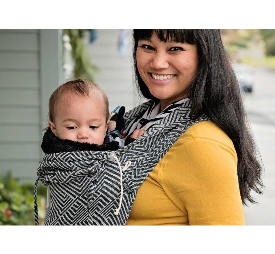 Didymos DidyKlick Metro Monochrome baby carrier