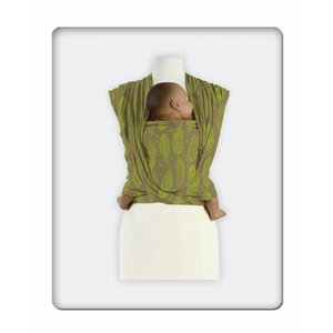 Mam Baby Wrap Feather Apple Green