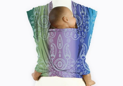 Mam Baby Wrap Mam Baby Wrap Paisley Shadow Cloud