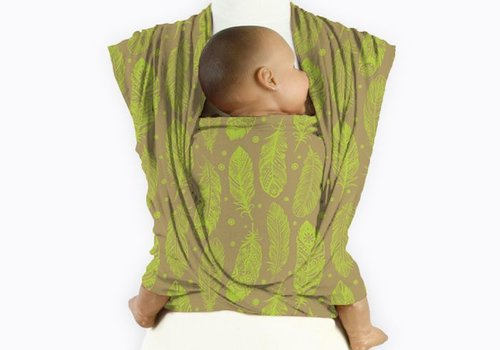 Mam Baby Wrap Mam Baby Wrap Feather Apple Green
