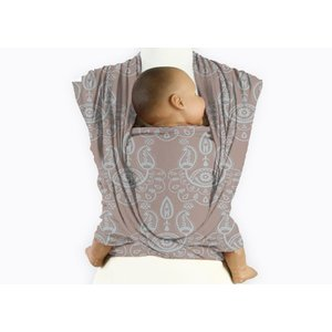 Mam Baby Wrap Paisley Cloud Blue
