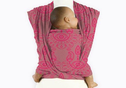 Mam Baby Wrap Mam Baby Wrap Paisley Virtual Pink