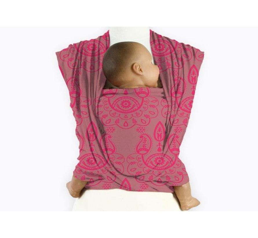 Mam Baby Wrap Paisley Virtual Pink