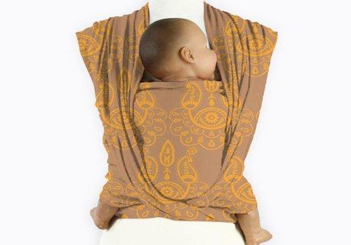 Mam Baby Wrap Mam baby wrap Paisley selective yellow